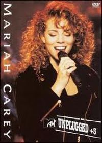 Cover Mariah Carey - MTV Unplugged +3 [DVD]